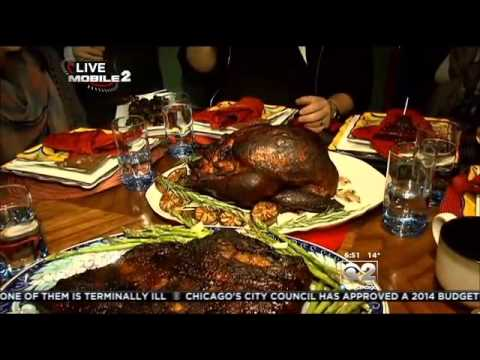 Part 4: CBS and Real Urban BBQ Celebrate Thanksgivukkah