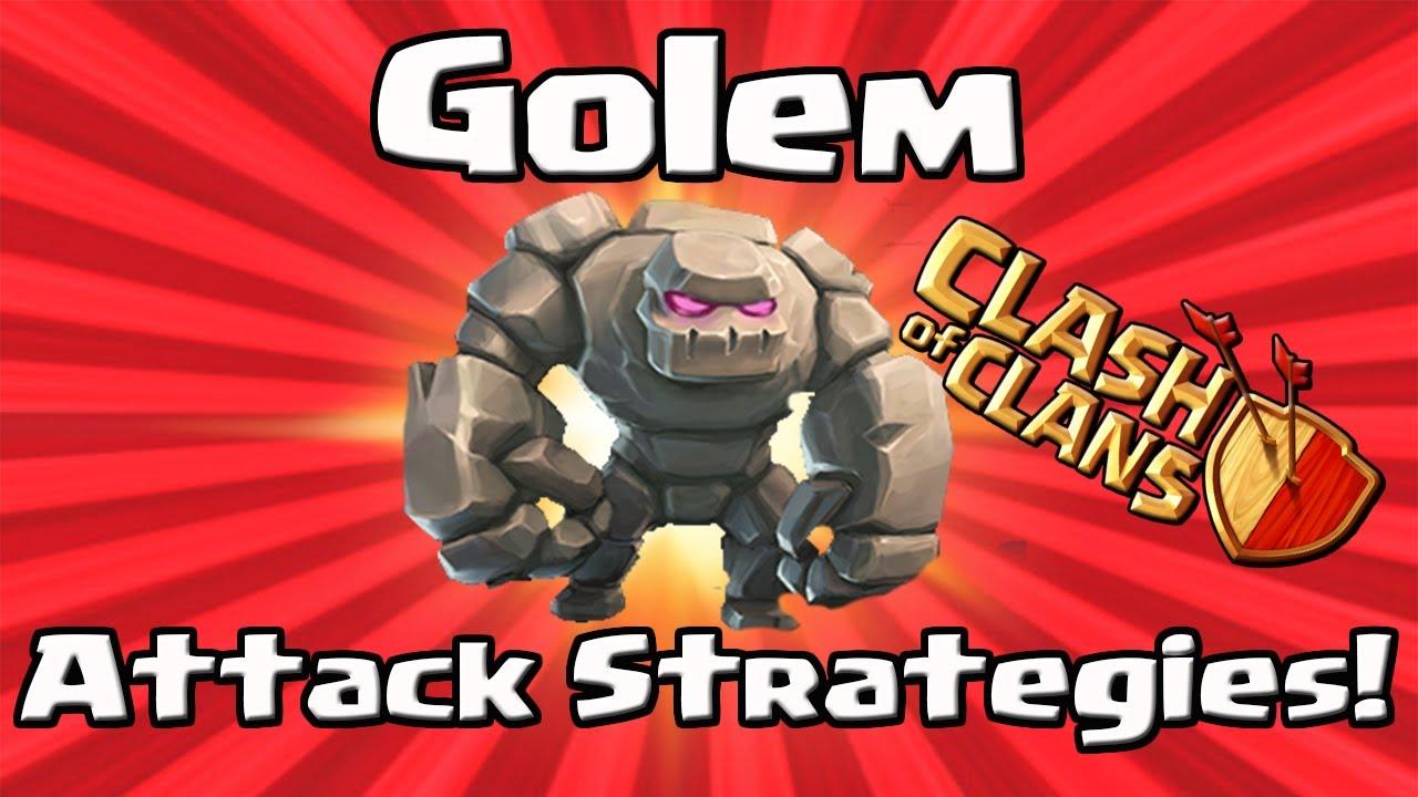 Golem Clash of Clans Level 6