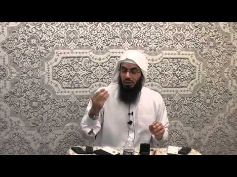TAWHEED #7- Explanation of The Three Fundamental Principles - Shaykh Ahmad Musa Jibril