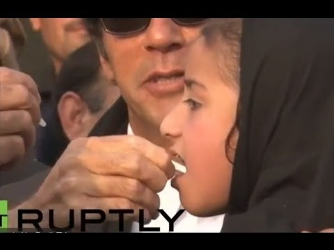 Pakistan: Imran Khan shows support for polio workers under Taliban threat