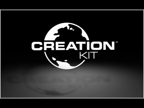 Skyrim Creation Kit: видео-превью