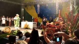 Missa Sertaneja Com Padre Alessandro No Show Vida 01/02/2011