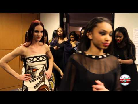 The Fashion District – Episode 3: DC Fashion Week 2013 Emerging Designers