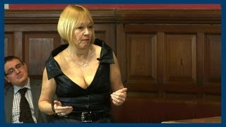 We Are All Feminists | Cindy Gallop | Oxford Union
