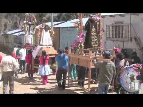 Liscay, Chinca, Peru Procession / Procesión