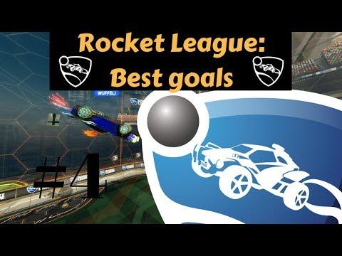 Rocket League Montage:Best Goals #4