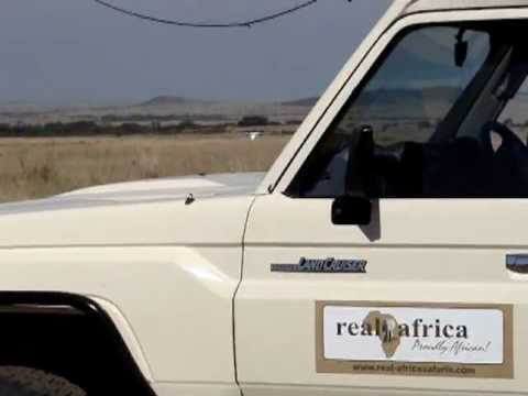 Real Africa Flying Safaris Highlights
