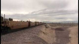 Railfanning UP Mojave Sub:UP,BNSF, And 70MPH Trains