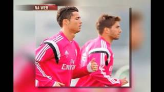Lucas Silva j� treina do Real Madrid