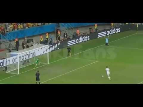 Netherlands 0-0 Costa Rica 4-3 ~ All penalty and goals Highlights World Cup Quarter Final 2014