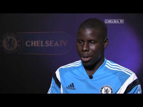 Kurt Zouma: Exclusive First Interview