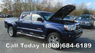 2005 TOYOTA TACOMA REVIEW PRERUNNER DOUBLE CAB SR5 * FOR