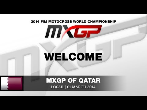 MXGP of Qatar 2014 Welcome to Losail - Motocross