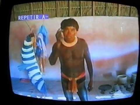 índios do Xingu-2005 - Itapoá-SC