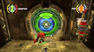 07-04 This Is Now Checkpoint 04 [Ben 10: Omniverse