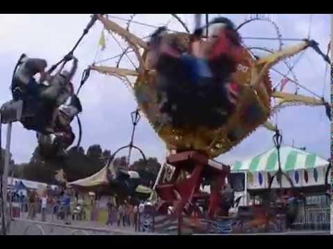 Tornado (Ride) at the Arkansas Oklahoma State Fair 2012