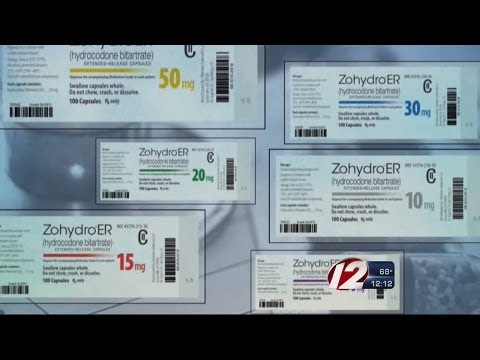 Lawsuit to ban Zohydro painkiller