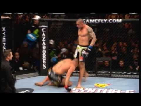 Thiago Silva MMA Highlights - Brazilian Beast