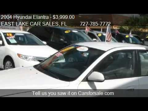 2004 Hyundai Elantra  - for sale in Palm Harbor, FL 34684
