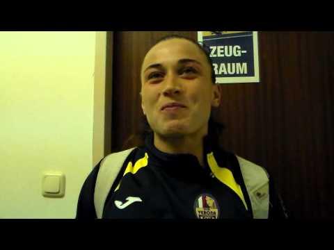 Champions: intervista Pirone