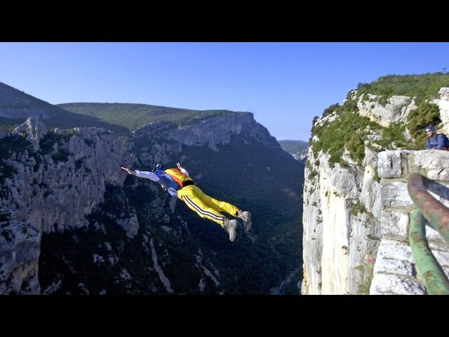 BaseJump Xtreme - Channel Trailer