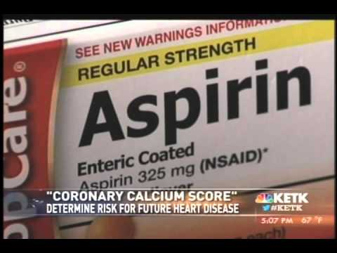 Aspirin and Calcium Screening