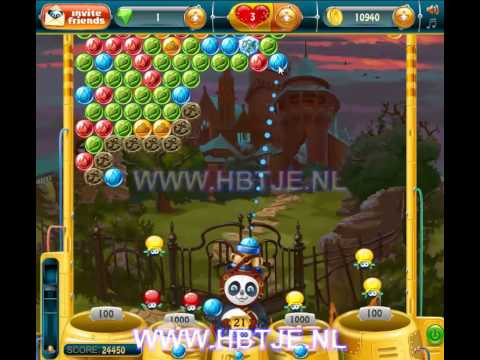 Bubble Origins level 27