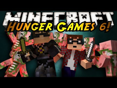 Minecraft Hunger Games : INTRODUCING JANET!, SKY (BUTTSAGGINTONZ) AND MUNCHINGBROTATO (JANET) TEAM UP IN AN ARENA OF 24 TO BATTLE TO THE DEATH! 24 ENTER ONLY ONE LEAVES! WILL JANET AND BUTT SURVIVE?! OR...