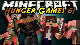 Minecraft Hunger Games : INTRODUCING JANET!