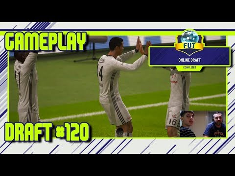 FIFA 18 - Draft #120 & Pack Opening
