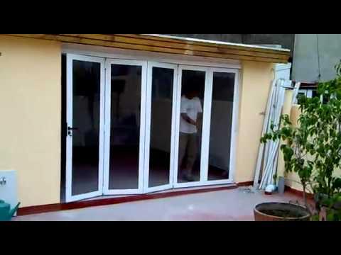 Casa de este alojamiento instalacion de puertas fuelle aluminio - Puertas tipo fuelle ...