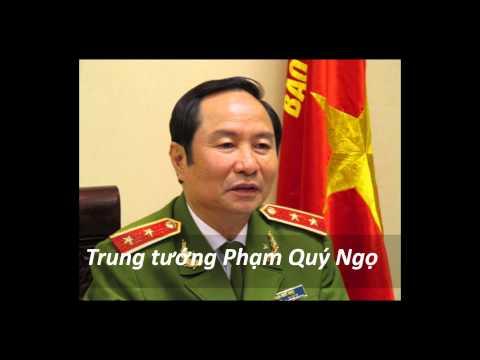 Trung tướng Phạm Quý Ngọ phản bác chạy án Dương Chí Dũng