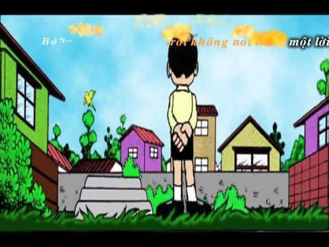 Noi dau xot xa che Nobita va Xuka