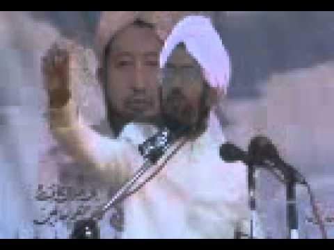 Sultan Ahmed ali Speech in Jauharabad part5