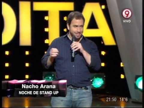 Nacho Arana en Bendita TV