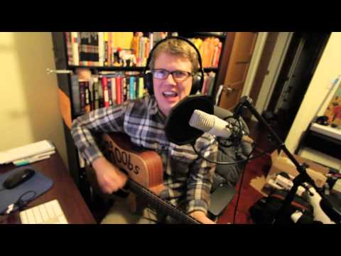 Let it Go - Acoustic Punk Cover - Hank Green
