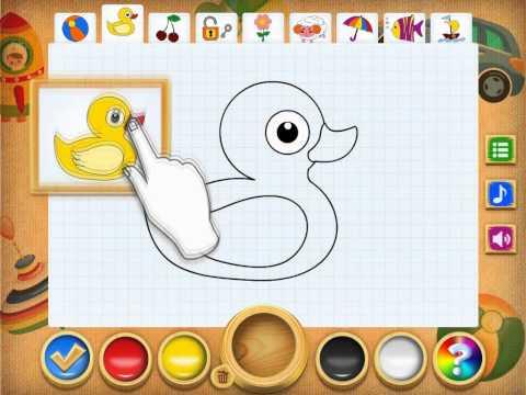 Образовательная игра для iPad