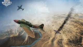 Обзор штурмовика Ил 2 д (World of WarPlanes) ( Гайд VOD )