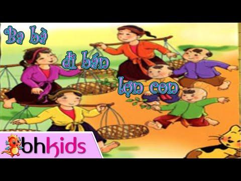 Ba Bà Đi Bán Lợn Con [Official Full HD]