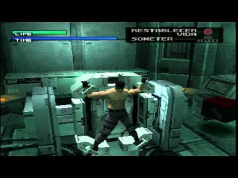 Metal Gear: Solid PSX   Capítulo 5: La loba quiere mi pene TWT