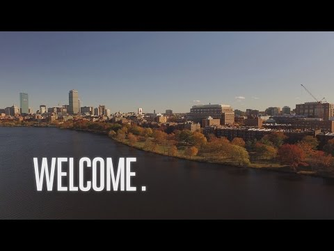 Boston University Welcomes the World's Grad Students
