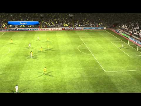 Pro Evolution Soccer 2013 Bobinho vs Anzi / LS group faze