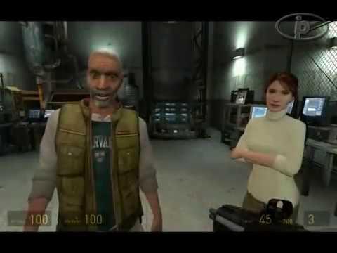 История серии Half-Life(Режиссерская версия)
