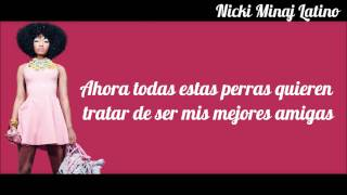 Nicki Minaj My Chick Bad (Subtitulos En Español)
