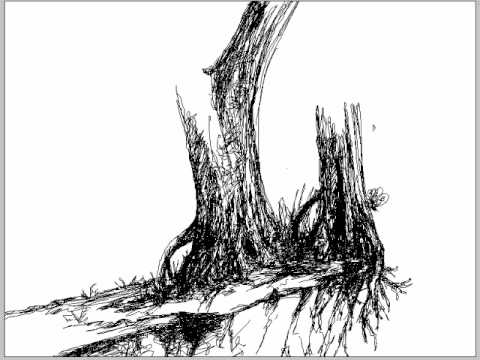 Croquis arbres youtube - Croquis arbre ...