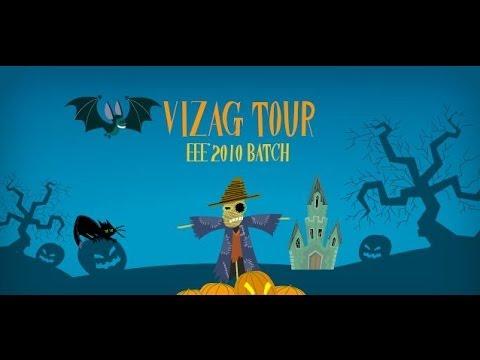 cjits vizag tour