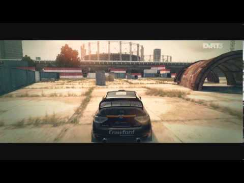 DiRT3-GYMKHANA SPRINT-DC COMPOUND-1-GYMKHANA COMBINACIN GANADORA