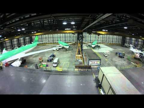 Hangar 6 Time-Lapse
