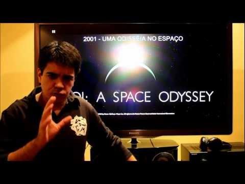Videocast Cinema em Cena: Cenas em Detalhes #05 - 2001 - Uma Odisseia no Espaço (Parte 1)