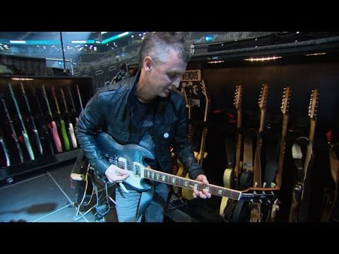 Pearl Jam's Mike McCready Takes You Backstage at NYC's Barclays Center